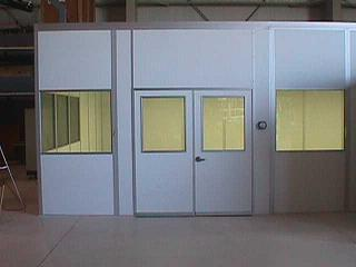 Modular Cleanrooms | Modular Clean Rooms - The Softwall Shop